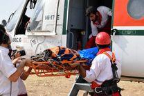 امدادرسانی هلال احمر به ۴۳۸ نفر طی ۷۲ ساعت گذشته