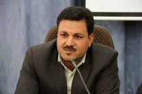 شهردار کرمان تندیس چهره برتر جشنواره صنعت ساختمان را دریافت کرد