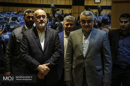 بازدید علاالدین بروجردی از ستاد انتخابات کشور
