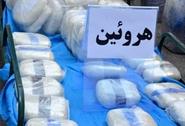 شبکه قاچاق مواد مخدر سنتی و صنعتی در هرمزگان منهدم شد/کشف 42 کیلوگرم هروئین و شیشه