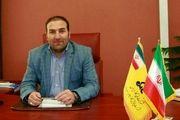 کاشت ۲۰۰ اصله نهال در پالایشگاه گاز ایلام