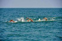 تیم گیلان قهرمان مسابقات شنای آبهای آزاد کشور جام کاسپین در منطقه آزاد انزلی شد