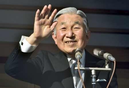 با خروج امپراتور ژاپن از قدرت موافقت شد