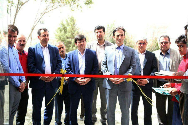 سه پروژه ورزشی در شهرستان کامیاران افتتاح و به بهره برداری رسید