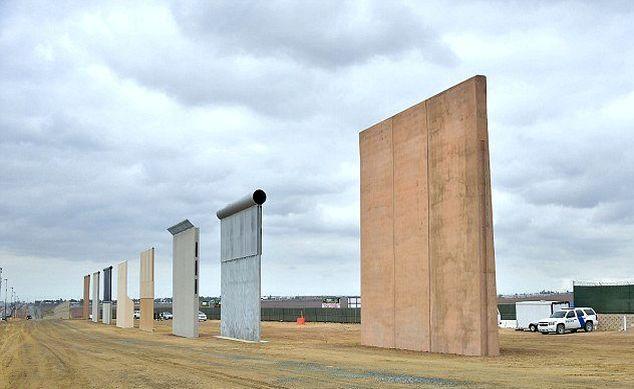 ساخت دیوار مرزی مکزیک باعث تعطیلی برخی از بخشهای دولت فدرال آمریکا
