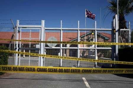 انفجار در نزدیکی پایگاه انگلیس در قبرس
