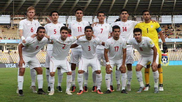 برتری نوجوانان ایران مقابل مکزیک