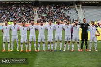 ترکیب اصلی تیم ملی فوتبال ایران مقابل ترکیه اعلام شد