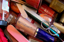 محصولات آرایشی قاچاق و تقلبی سرب دارند