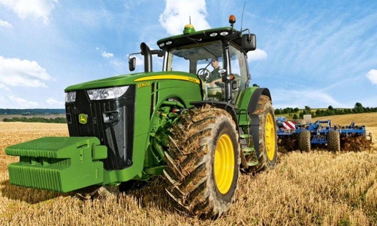 جذب 72 میلیاردی تسهیلات مکانیزاسیون کشاورزی در میاندورود