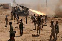 حمله موشکی ارتش یمن به مواضع سعودی