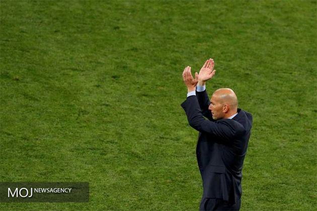 زیدان سرمربی تیم ملی فرانسه نمی شود