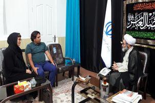 تشرف یک بانوی مسیحی به اسلام شیعی و ازدواج با یک جوان رشتی