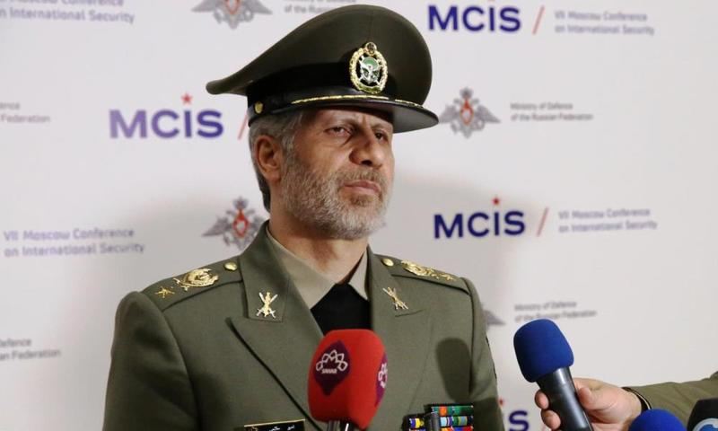 همکاری ایران با روسیه تا نابودی کامل تروریست ها در منطقه ادامه دارد