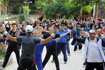 مشارکت 250 هزار نفر در برنامه های ورزش همگانی در اردبیل