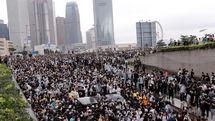 عفو بین الملل پلیس هنگ کنگ را به شکنجه معترضان هنگ کنگی متهم کرد