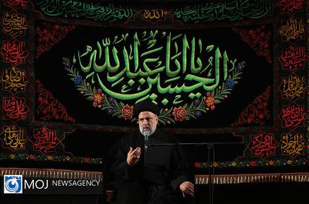 اجتماع بزرگ عزاداران عشیره عاشورا در شب عاشورای حسینی