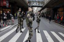خیابان های فرانسه پادگان شد + عکس