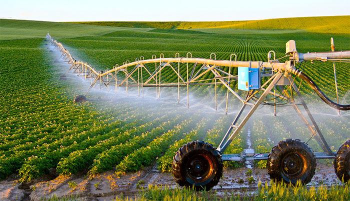 تجهیز ۱۲ هزار هکتار از زمینهای کشاورزی هرمزگان به سامانه آبیاری نوین