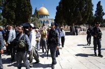 شهادت ۳ جوان فلسطینی در مسجدالاقصی