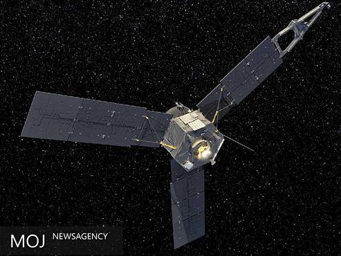 کاوشگر جونو وارد مدار مشتری شد