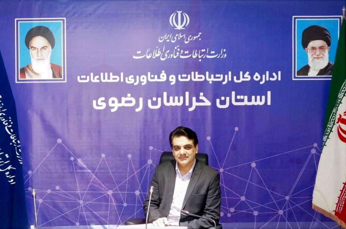 ۹۵ درصد روستاهای استان دارای شبکه ارتباطی هستند