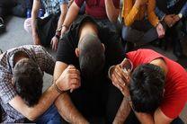 ۳ قاچاقچی در شمال تهران دستگیر شدند