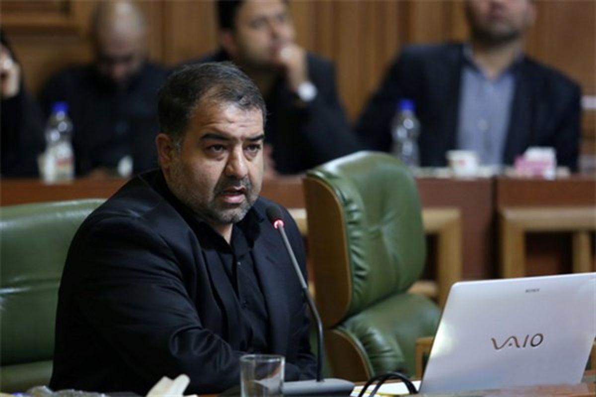 چرا دستورالعمل ساماندهی دستفروشی در تهران اجرا نمی شود؟!