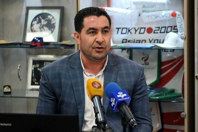 محمد تابع دبیر اجرایی کمیته ملی پارالمپیک انتخاب شد