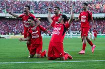 برتری پرسپولیس مقابل خوزستانی ها