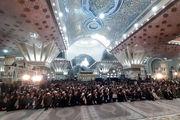 مراسم بزرگداشت 12 بهمن در حرم مطهر امام خمینی آغاز شد