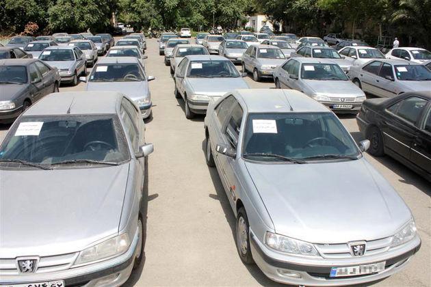 کشف 20 دستگاه وسیله نقلیه مسروقه در اصفهان