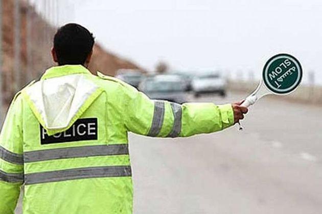ممنوعیتها و محدودیتهای ترافیکی جادهها در آخر هفته