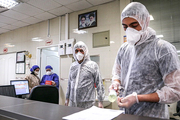 فوت 6 بیمار کرونایی در البرز