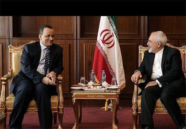 گفتوگوی نماینده سازمان ملل در امور یمن با ظریف و معاونش امروز در تهران