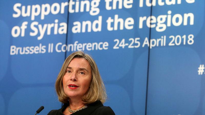 اتحادیه اروپا، تحریم ها بر علیه سوریه را 1 سال دیگر تمدید کرد