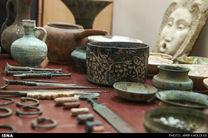 کشف ۱۵۰۶ قلم اشیاء تاریخی/ دستگیری 120 حفار غیرمجاز در سطح استان