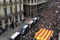 دادگاه ملی اسپانیا رئیس پلیس کاتالونیا را احضار کرد