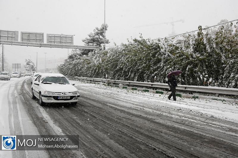 آخرین وضعیت جوی و ترافیکی جاده ها در ۲۷ بهمن اعلام شد
