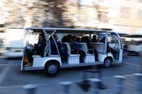 استفاده از خودروهای برقی در محدوده حرم مطهر حضرت معصومه(س)