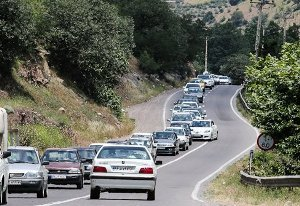 آخرین وضعیت جوی و ترافیکی جادهها 23شهریورماه
