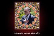 پیام تسلیت مدیرعامل بیمه کوثر به مناسبت شهادت محسن فخری زاده