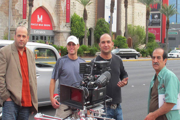 فیلم توقف در لاس وگاس در خانه هنرمندان اکران می شود