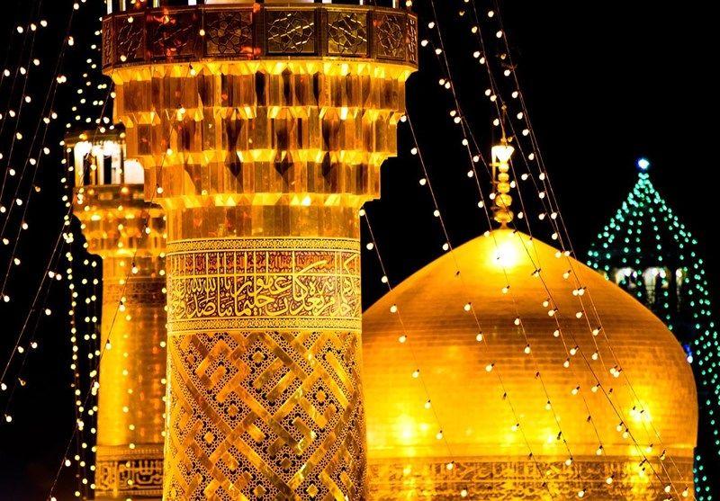تشرف بیش از 220 هزار زائر زیارت اولی محروم به حرم مطهر رضوی