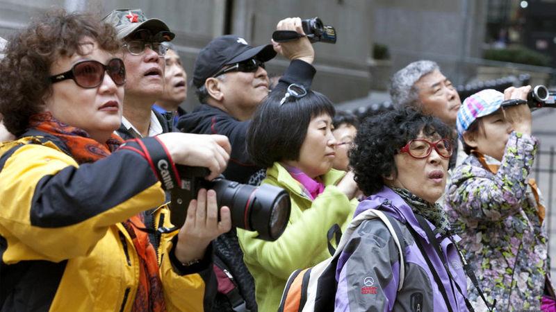 هدف گذاری جذب 500 هزار گردشگر چینی در سال  برای اصفهان