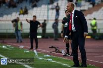 نامه رسمی و تهدید آمیز کالدرون به باشگاه پرسپولیس