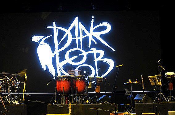 کنسرت گروه موسیقی دارکوب در تالار وحدت اجرا می شود