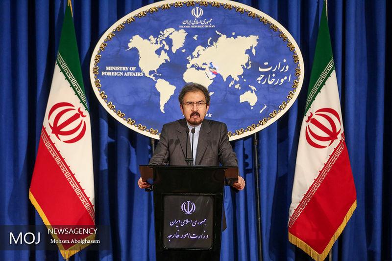 قاسمی: تهدید واقعی برای امنیت و توسعه منطقه، مداخلات آمریکا در امور کشورهاست
