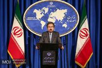 سخنگوی وزارت خارجه در گذشت «حبیب الله کاسه ساز» را تسلیت گفت