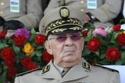 فرمانده ارتش الجزایر فوت کرد